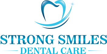 Strong Smiles Dental Care Logo