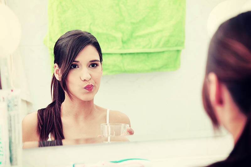 using oil pulling to prevent tooth decay